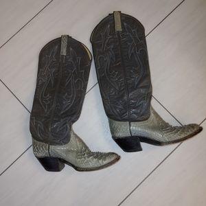Dan post keywest python boots